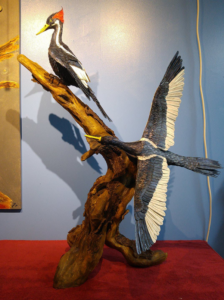 Hickman-County-Arts-and-Crafts-Guild-Toyzini-Gallery-Mark-Francis-woodpecker