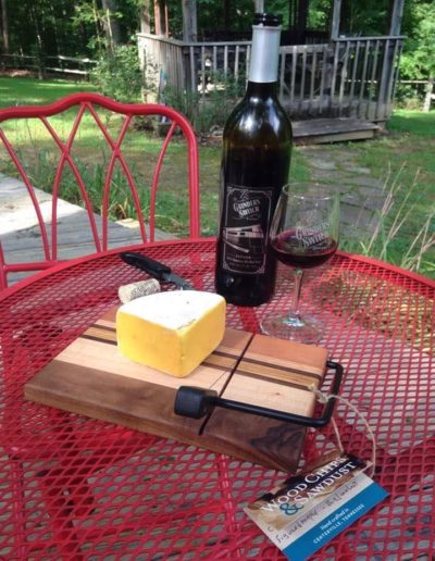 Cheese Cutting Board